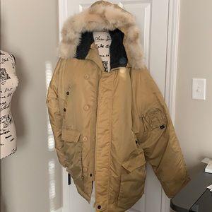 Sean John Puffer Coat XXL